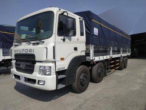 Hyundai HD320 – Thùng 9.7m