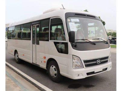 Hyundai New County Euro4