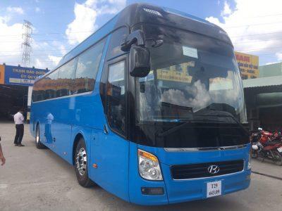 Hyundai Universe Euro4