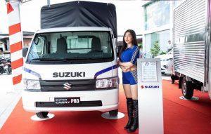 SUZUKI Pro 2019 Thùng mui bạt