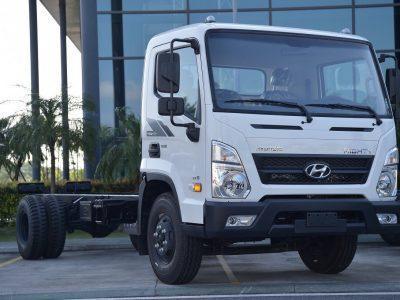 Hyundai EX6 – EX8 – Thùng 5m7