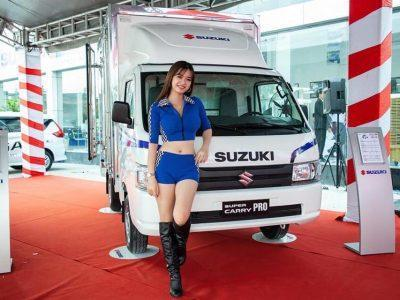 SUZUKI Pro 2019 thùng kín