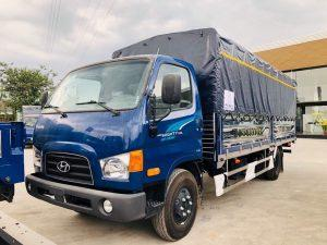 Hyundai 110SL – Thùng Dài 5m7
